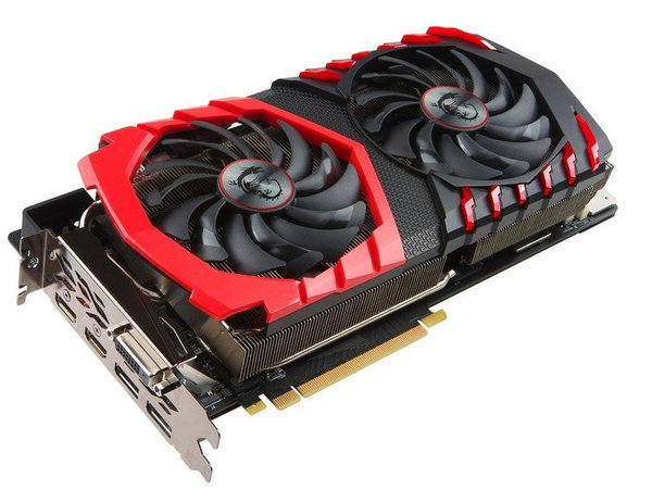 MSI GeForce GTX 1080 Ti Gaming X 11G, 11GB GDDR5X, DVI, 2x HDMI, 2x DP