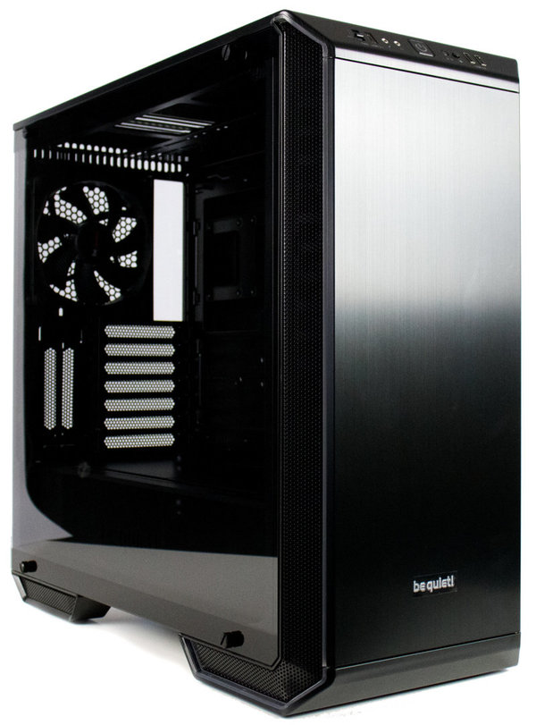 Zed Up Gaming PC G3I - Intel Core i5-8400 geköpft, RTX 2070 8 GB, 16 GB DDR4-RAM