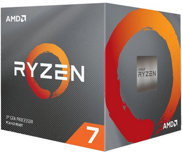AMD Ryzen 7 3700X, 8x 3.60GHz 16 Threads